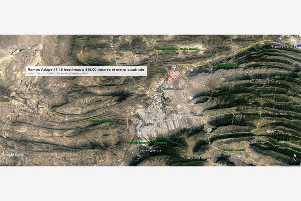 Foto de terreno industrial en venta en del parque 1250, parque industrial, ramos arizpe, coahuila de zaragoza, 3061756 No. 08