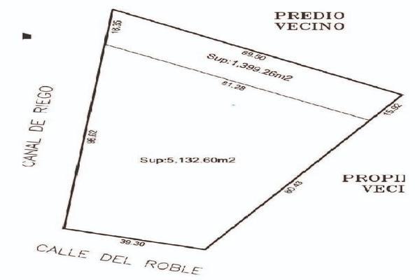 Foto de terreno habitacional en renta en del roble , la cruz, san juan del río, querétaro, 14022992 No. 03