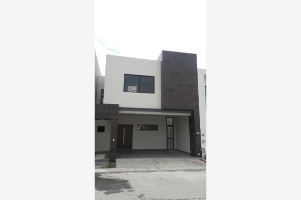 Foto de casa en venta en del sorgo 130, la encomienda, general escobedo, nuevo león, 0 No. 01