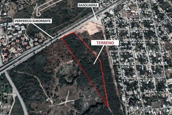 Foto de terreno comercial en venta en  , san nicolás del sur, mérida, yucatán, 4665962 No. 01