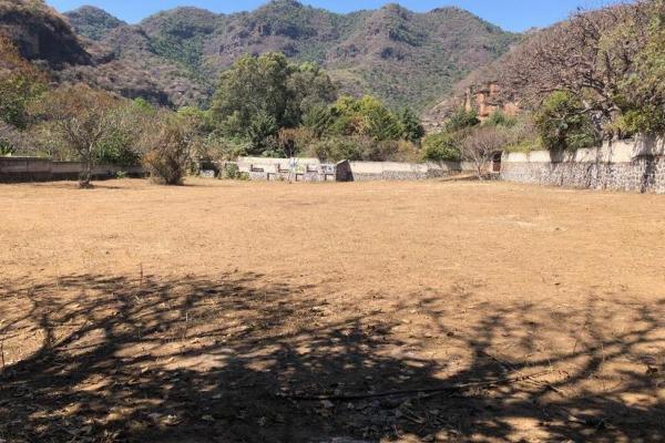 Foto de terreno comercial en venta en del tanque 50, san juan coté, san felipe del progreso, méxico, 9228277 No. 02