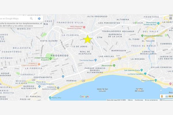Foto de terreno habitacional en venta en del tesoro perdido 1, hornos insurgentes, acapulco de juárez, guerrero, 7470676 No. 02
