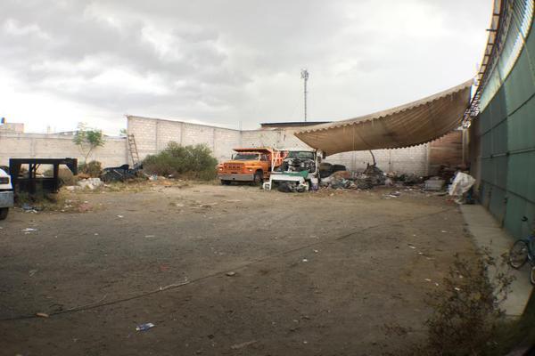 Foto de terreno habitacional en venta en del triunfo a 1, campestre aragón, gustavo a. madero, df / cdmx, 7286413 No. 01