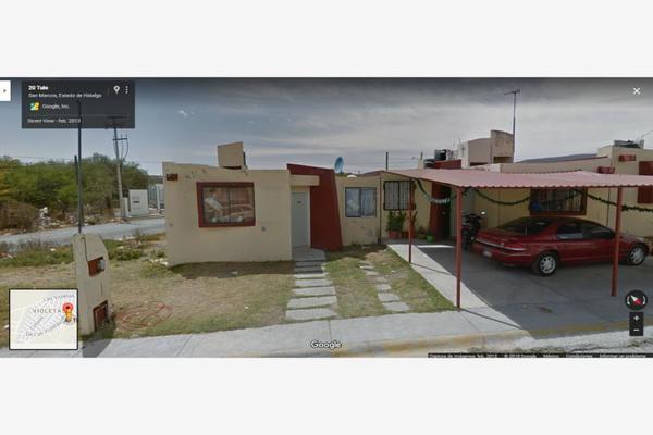 Foto de casa en venta en del tule 103, las violetas, tula de allende, hidalgo, 5638391 No. 02