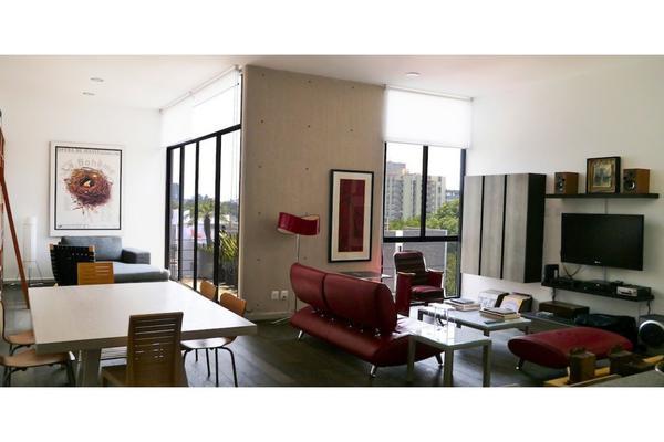 Foto de departamento en venta en  , del valle centro, benito juárez, df / cdmx, 10017517 No. 02
