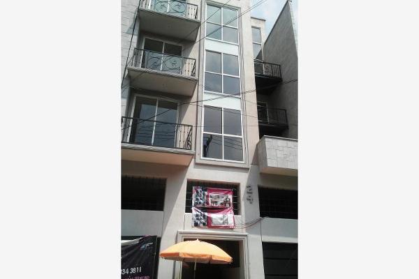 Foto de departamento en venta en  , del valle sur, benito juárez, df / cdmx, 4228018 No. 01