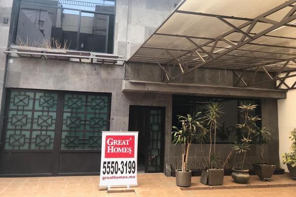 Foto de casa en venta en  , del valle centro, benito juárez, df / cdmx, 8132667 No. 01