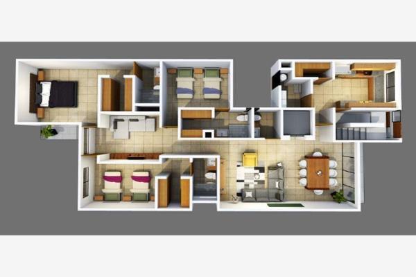 Foto de departamento en venta en  , del valle centro, benito juárez, df / cdmx, 5930080 No. 06