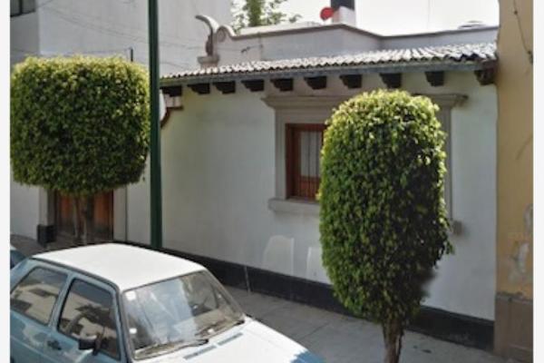 Foto de casa en venta en del valle norte , del valle sur, benito juárez, df / cdmx, 9236374 No. 01