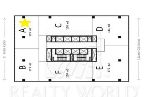 Foto de oficina en venta en  , del valle oriente, san pedro garza garcía, nuevo león, 4637158 No. 04