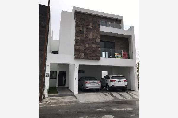 Foto de casa en venta en  , del valle, san pedro garza garcía, nuevo león, 3434762 No. 01