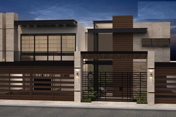 Foto de casa en venta en  , del valle, san pedro garza garcía, nuevo león, 5684840 No. 01