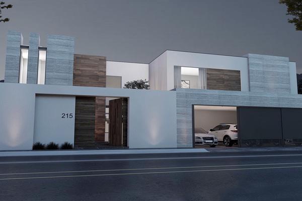 Foto de casa en venta en  , del valle, san pedro garza garcía, nuevo león, 7511715 No. 01