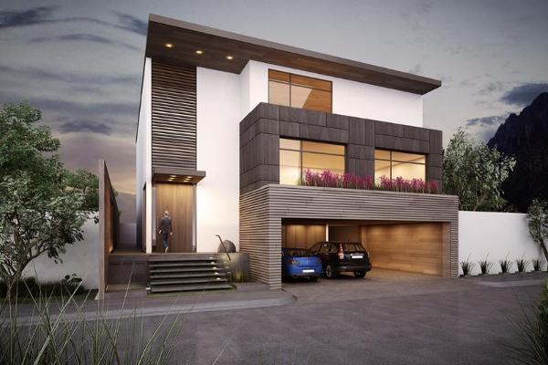 Foto de casa en venta en  , del valle, san pedro garza garcía, nuevo león, 7895457 No. 01