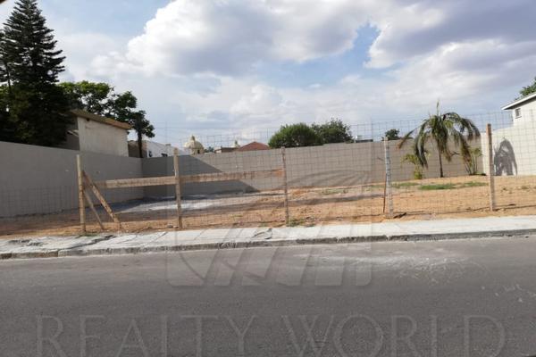 Foto de terreno habitacional en venta en  , del valle, san pedro garza garcía, nuevo león, 8001787 No. 01