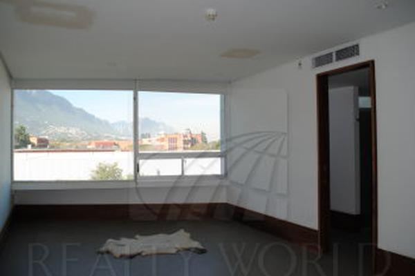 Foto de oficina en renta en  , del valle sector fátima, san pedro garza garcía, nuevo león, 5967961 No. 08