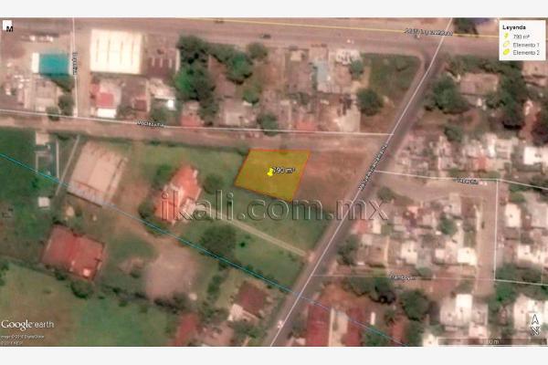 Foto de terreno habitacional en venta en manuel avila camacho , del valle, tuxpan, veracruz de ignacio de la llave, 2671548 No. 07