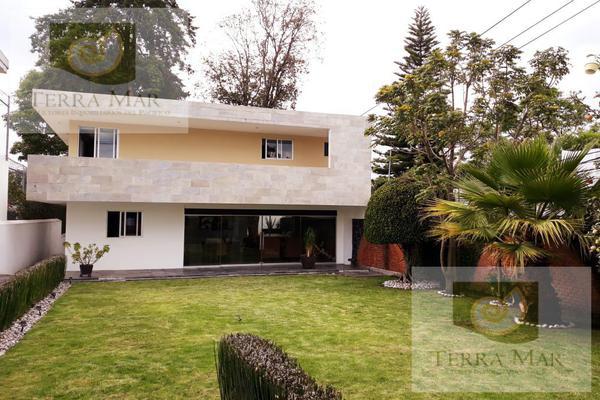 Foto de casa en venta en  , delegación política magdalena contreras, la magdalena contreras, df / cdmx, 7487521 No. 01