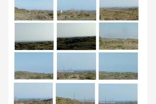 Foto de terreno habitacional en venta en  , delfino victoria (santa fe), veracruz, veracruz de ignacio de la llave, 5945860 No. 01