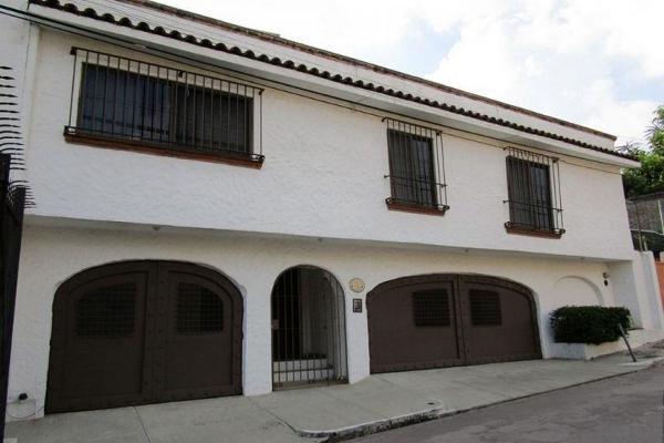 Foto de casa en venta en delicias 1, delicias, cuernavaca, morelos, 5802143 No. 01