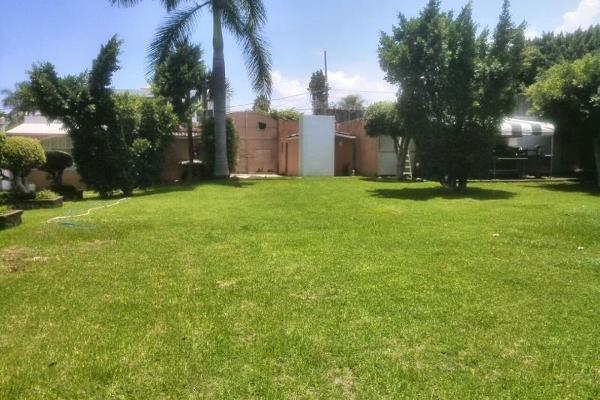 Foto de terreno habitacional en venta en florencia , delicias, cuernavaca, morelos, 2653913 No. 01