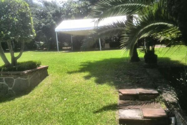 Foto de terreno habitacional en venta en florencia , delicias, cuernavaca, morelos, 2653913 No. 04