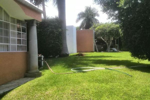 Foto de terreno habitacional en venta en florencia , delicias, cuernavaca, morelos, 2653913 No. 07