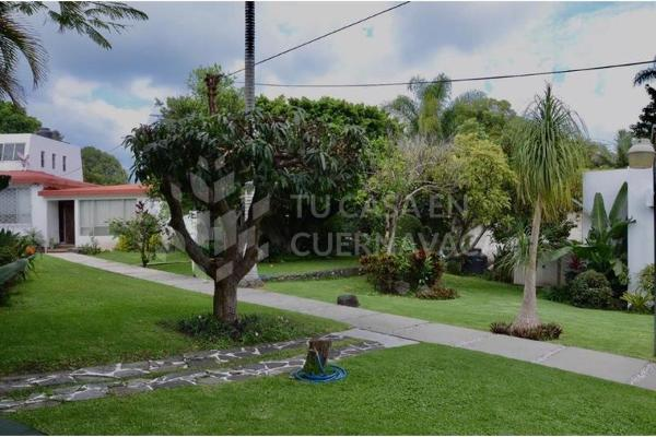 Foto de casa en renta en  , delicias, cuernavaca, morelos, 6188850 No. 01