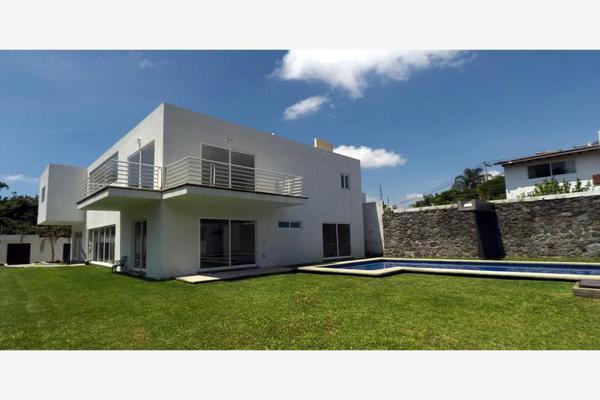 Foto de casa en venta en delicias , delicias, cuernavaca, morelos, 6170500 No. 01