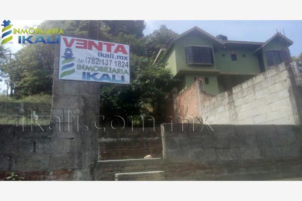 Foto de terreno habitacional en venta en democrática social , francisco sarabia, poza rica de hidalgo, veracruz de ignacio de la llave, 5970588 No. 01