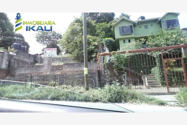 Foto de terreno habitacional en venta en democrática social , francisco sarabia, poza rica de hidalgo, veracruz de ignacio de la llave, 5970588 No. 04