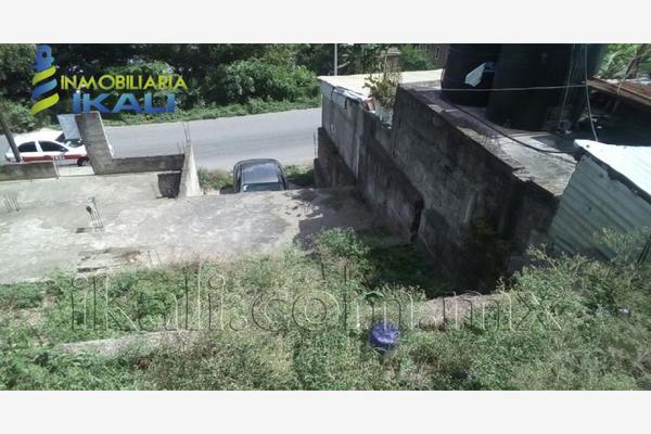 Foto de terreno habitacional en venta en democrática social , francisco sarabia, poza rica de hidalgo, veracruz de ignacio de la llave, 5970588 No. 06