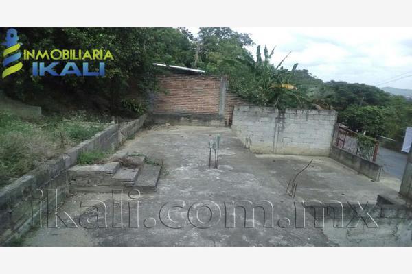 Foto de terreno habitacional en venta en democrática social , francisco sarabia, poza rica de hidalgo, veracruz de ignacio de la llave, 5970588 No. 08
