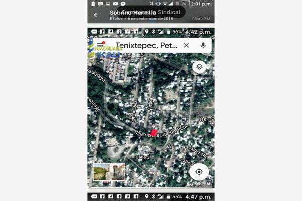 Foto de terreno habitacional en venta en democrática social , francisco sarabia, poza rica de hidalgo, veracruz de ignacio de la llave, 5970588 No. 10