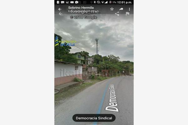 Foto de terreno habitacional en venta en democrática social , francisco sarabia, poza rica de hidalgo, veracruz de ignacio de la llave, 5970588 No. 11