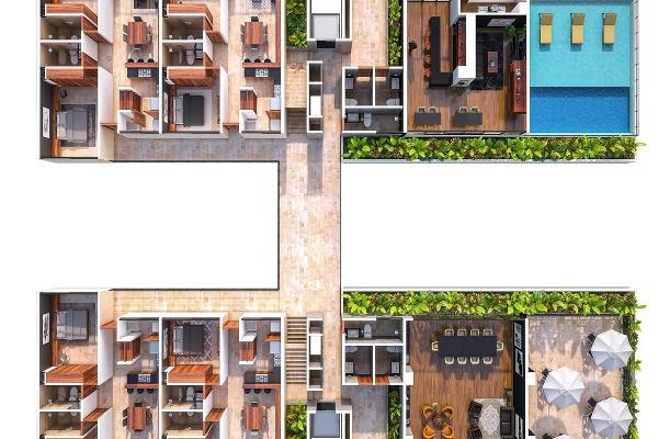 Foto de departamento en venta en departamentos en venta en makou montebello , montebello, mérida, yucatán, 0 No. 08
