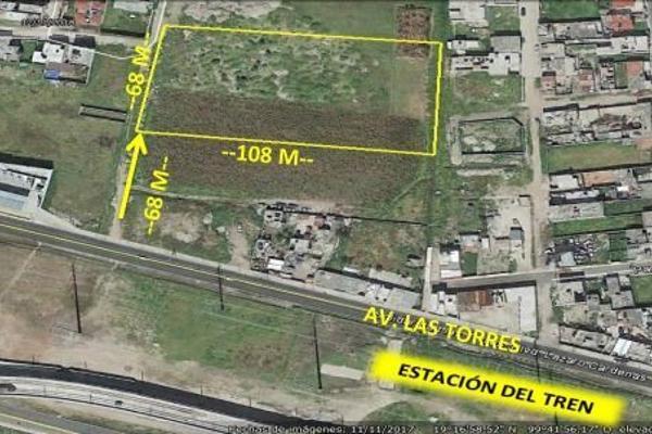 Foto de terreno comercial en venta en  , deportiva, zinacantepec, méxico, 6170078 No. 01