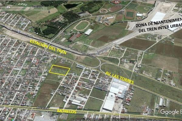 Foto de terreno comercial en venta en  , deportiva, zinacantepec, méxico, 6170078 No. 03