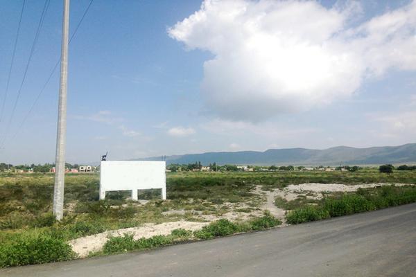 Foto de terreno habitacional en venta en derramadero , ejidal, saltillo, coahuila de zaragoza, 3455424 No. 01