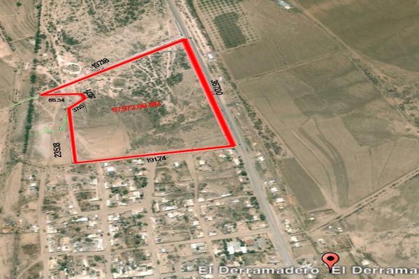 Foto de terreno habitacional en venta en derramadero , ejidal, saltillo, coahuila de zaragoza, 3455424 No. 08