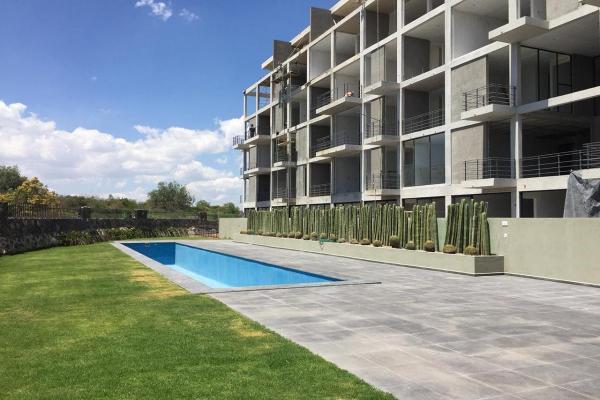 Foto de departamento en renta en  , desarrollo habitacional zibata, el marqués, querétaro, 14021532 No. 01
