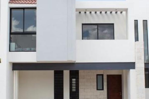Foto de casa en venta en  , desarrollo habitacional zibata, el marqués, querétaro, 14021560 No. 01
