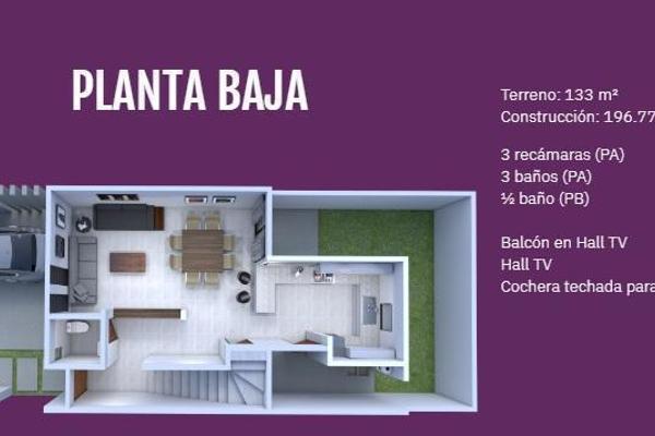 Foto de casa en venta en  , desarrollo habitacional zibata, el marqués, querétaro, 14021560 No. 02