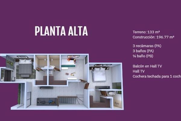 Foto de casa en venta en  , desarrollo habitacional zibata, el marqués, querétaro, 14021560 No. 03