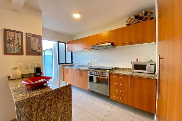 Foto de casa en renta en  , desarrollo habitacional zibata, el marqués, querétaro, 14021564 No. 03