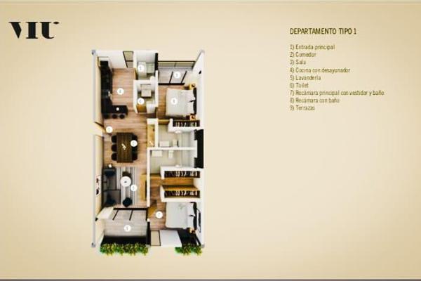 Foto de departamento en venta en  , desarrollo habitacional zibata, el marqués, querétaro, 14021572 No. 06