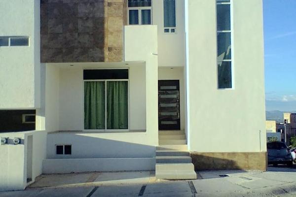 Foto de casa en venta en  , desarrollo habitacional zibata, el marqués, querétaro, 14021612 No. 01