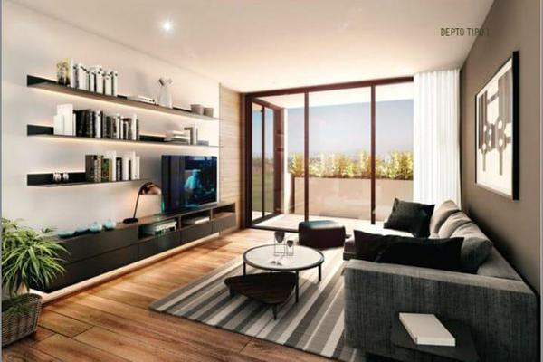 Foto de departamento en venta en  , desarrollo habitacional zibata, el marqués, querétaro, 14021624 No. 03
