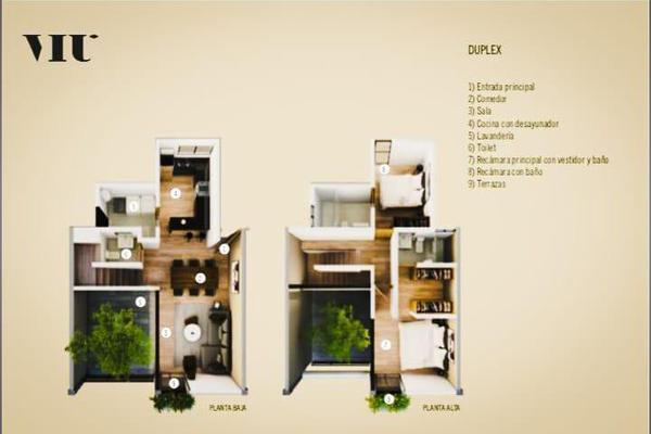 Foto de departamento en venta en  , desarrollo habitacional zibata, el marqués, querétaro, 14021624 No. 05
