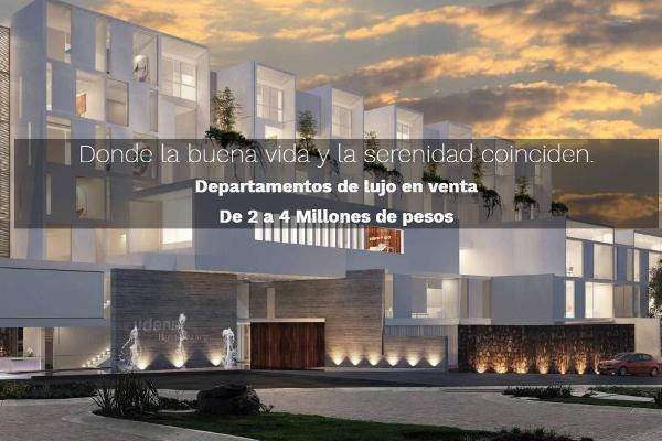 Foto de departamento en venta en  , desarrollo habitacional zibata, el marqués, querétaro, 14021658 No. 01